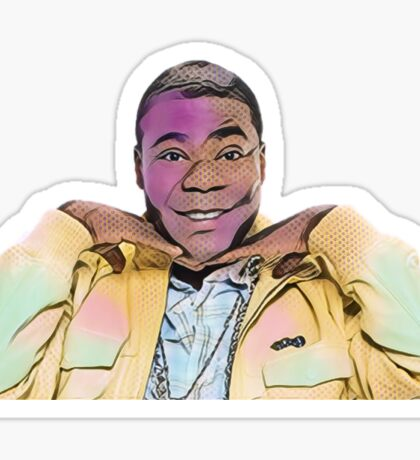 Tracy Jordan Sticker