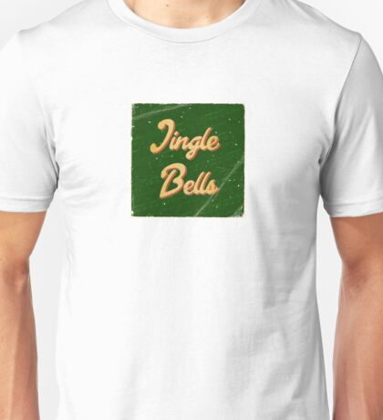 Jingle Bells #2 - A Hell Songbook Edition Unisex T-Shirt