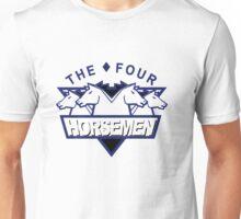 Original Four Horsemen Logo Unisex T-Shirt