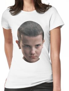 Stranger Things - Eleven Womens Fitted T-Shirt
