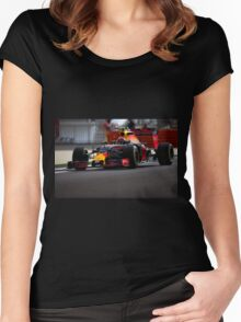 Formula 1 Women's Fitted Scoop T-Shirt