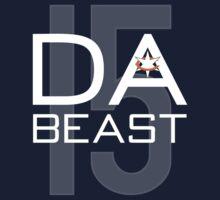 Da Beast by fohkat