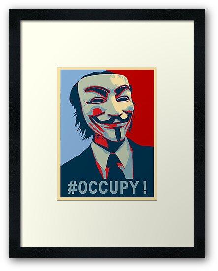 #Occupy! by thunderossa