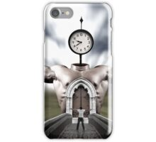 the human power iPhone Case/Skin
