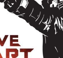 GOTG - Star Lord, Quote 1 Sticker