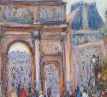Arc du Carrousel, Paris Sticker