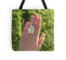 Promise Ring Tote Bag