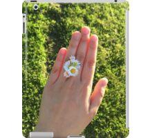 Promise Ring iPad Case/Skin
