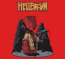 HellBrown One Piece - Short Sleeve