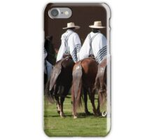 Paso Paces iPhone Case/Skin