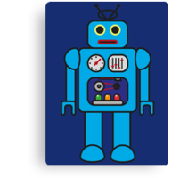 I AM ROBOT Canvas Print