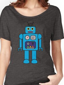 I AM ROBOT Women's Relaxed Fit T-Shirt