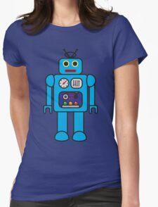 I AM ROBOT Womens Fitted T-Shirt
