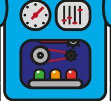 I AM ROBOT Sticker