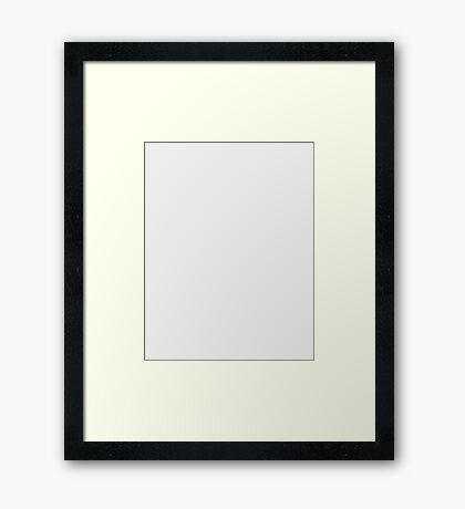 Winter White - Christmas Limited Edition Framed Print