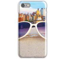 Shades in Manhattan iPhone Case/Skin
