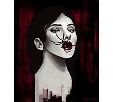 The Black Widow Photographic Print