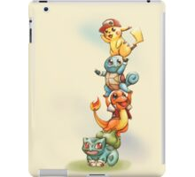 Pokemon Red iPad Case/Skin