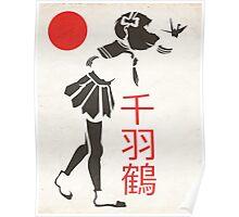Thousand Crane Poster