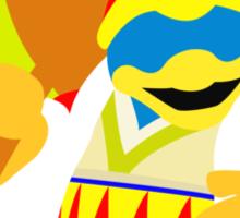 Super Smash Bros King Dedede Sticker
