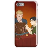 Eruri and the Gingerbread House iPhone Case/Skin