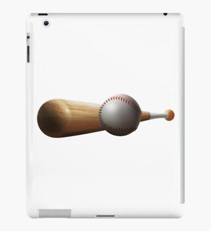 Baseball Bat and Ball iPad Case/Skin