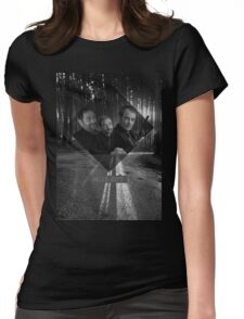 Supernatural - Crowley Womens Fitted T-Shirt