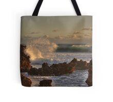 Rough Seas..... Tote Bag