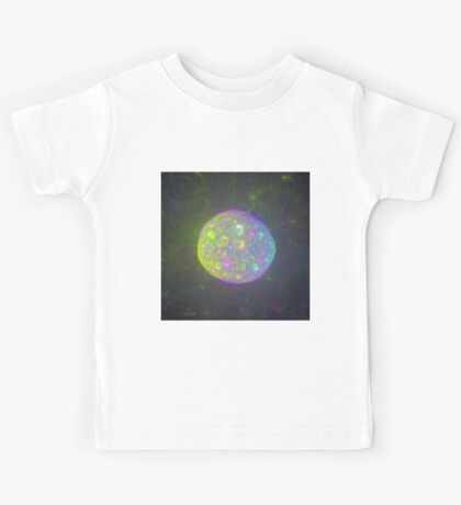 I also have another planet. #Fractal Art Kids Tee