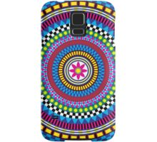 Geometric Mandala Samsung Galaxy Case/Skin