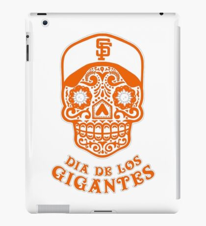 Dia De Los Gigantes San Francisco Giants iPad Case/Skin
