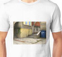 Tardis-Mediterranean-02 Unisex T-Shirt