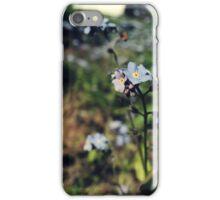 Loving Flowers - Oldschool Photography iPhone Case/Skin