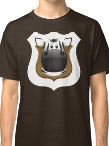 Zoo animals wildlife - Zebra Classic T-Shirt