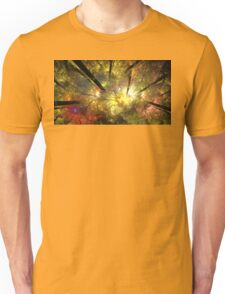 Floral Sun Dream Unisex T-Shirt