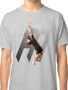 Andy Murray #1 on top of the world Classic T-Shirt