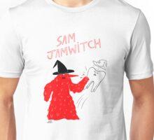 Sam Jamwitch (vs Toothy Peg) Unisex T-Shirt