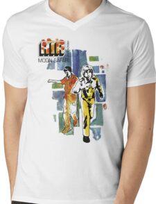 Air French Band, Moon Safari Mens V-Neck T-Shirt
