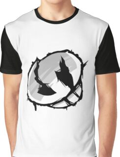 Team Skull Logo Graphic T-Shirt