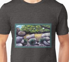 Tree and Boulders Unisex T-Shirt