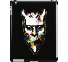 NAMELESS GHOUL - mardi gras iPad Case/Skin