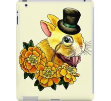 Top Hat Bunny iPad Case/Skin
