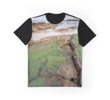 Seacliff Green Graphic T-Shirt
