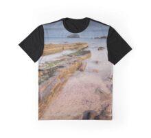 Seacliff Colours Graphic T-Shirt