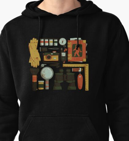 Cryptid Hunting Pullover Hoodie