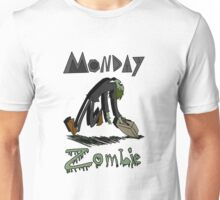 Monday Zombie Unisex T-Shirt