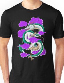 Haku Clouds Unisex T-Shirt