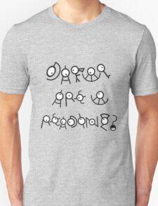 Dafuq are you Reading? V.2 T-Shirt