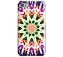 Firework Kaleidoscope 2 iPhone Case/Skin