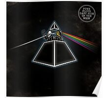 Daft Side Of The Moon Poster